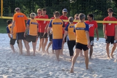 Fronius Volley Team vs the sporty parts
