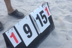 3. Satz PSN Bastards vs Porsche Wels Beach Team