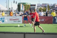 Fronius vs Teufelberger Soccer Club